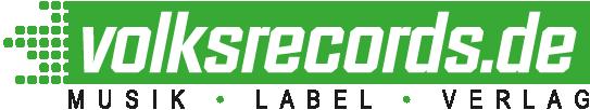 volksrecords Logo