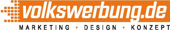 volkswerbung Logo