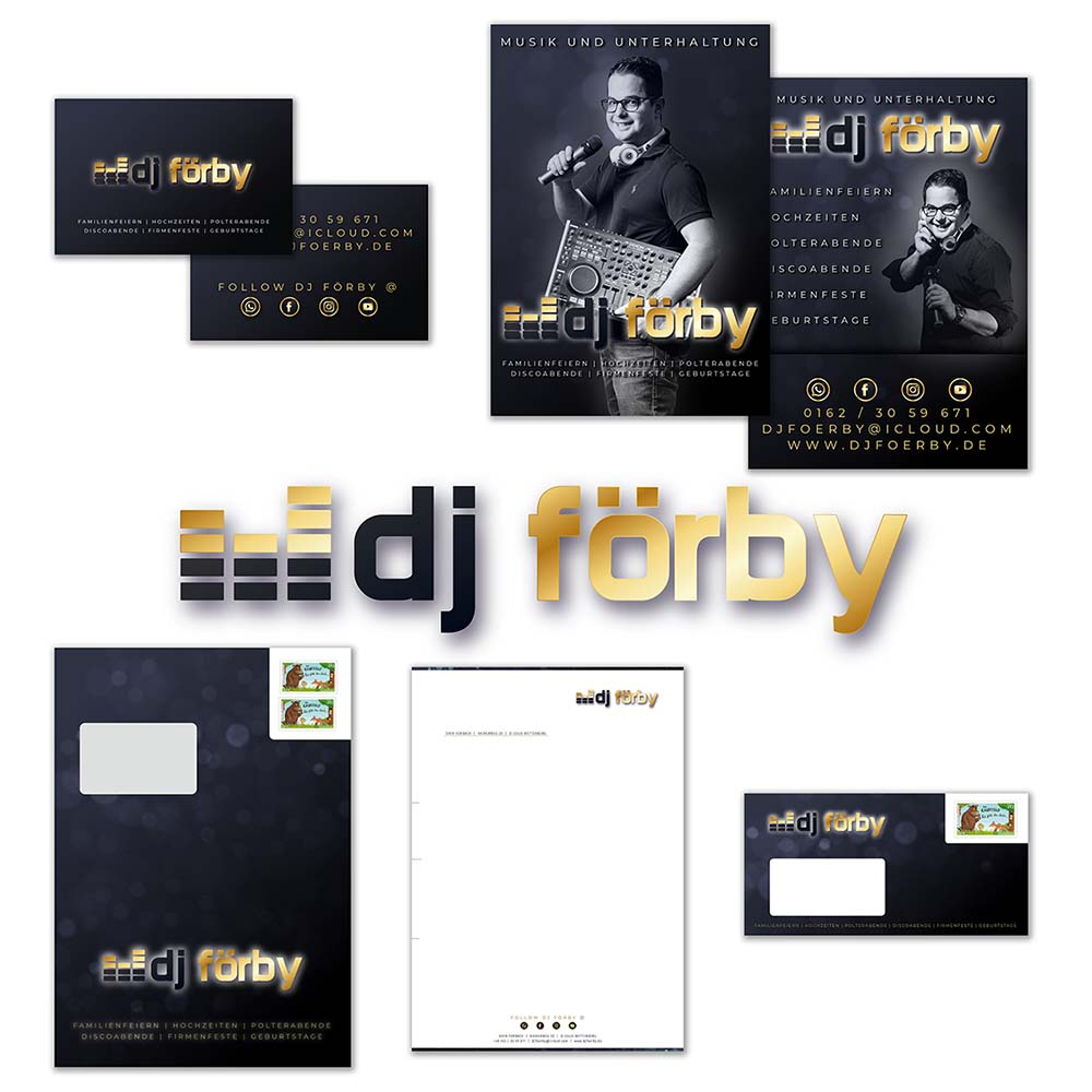 Druckwaren DJ Förby
